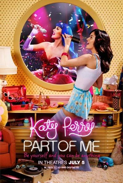 Katy Perry Part of Me Poster