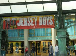 Jersey Boys [Photo by Author]
