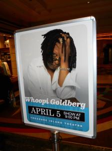 Whoopi [Photo by Author]