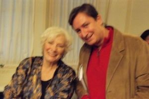 Betty Buckley and Roy Sexton