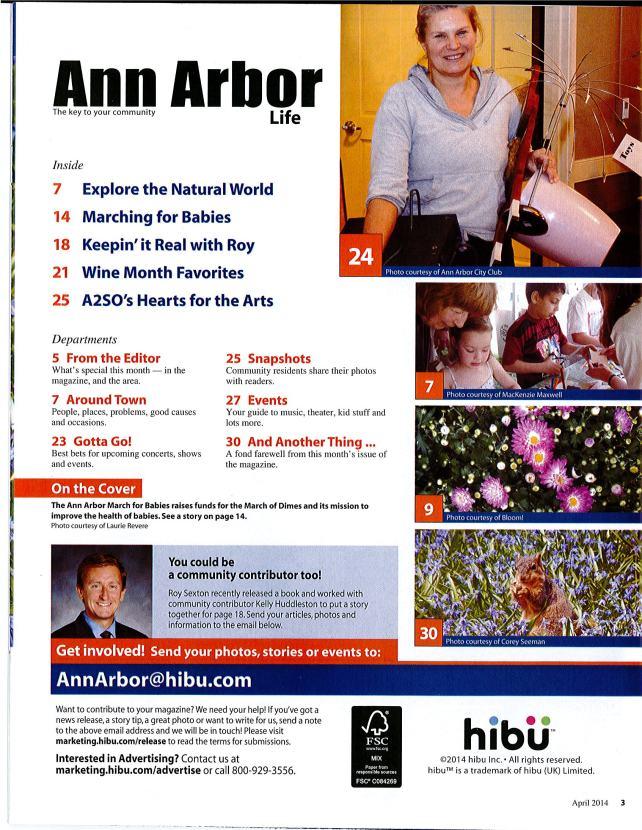 Ann Arbor Life Magazine