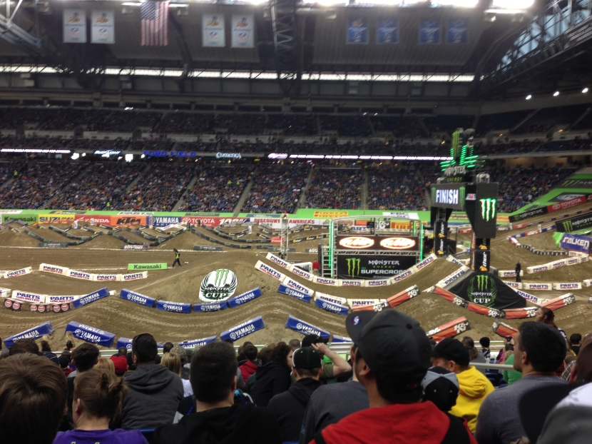 Ford Field Supercross