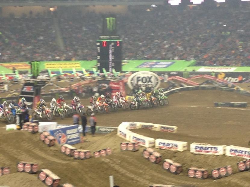 Ford Field Supercross