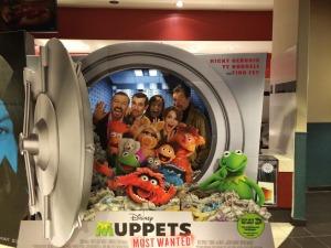 Movie fun at AMC Livonia