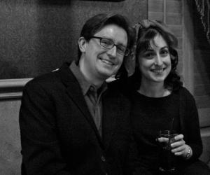 Roy Sexton and Rebecca Biber