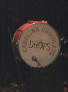The drum!