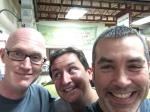 Jim, Roy, and John