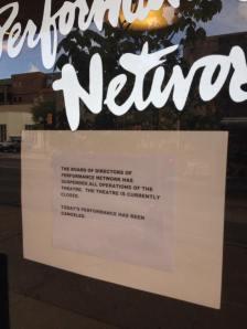 PNT Closed