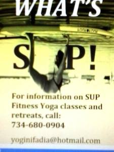 SUP Yoga
