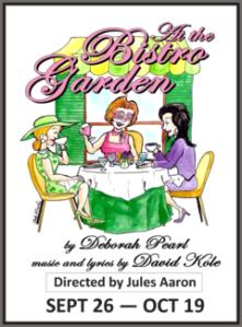 At the Bistro Garden