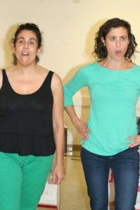 Laura Sagolla and Lauren London (Photo by Victoria Gilbert)