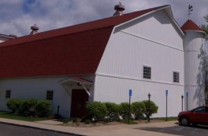 The Farmington Players Barn (Photo by Don Sexton)