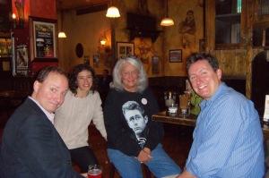 Brent, Lauren, Susie, and Roy