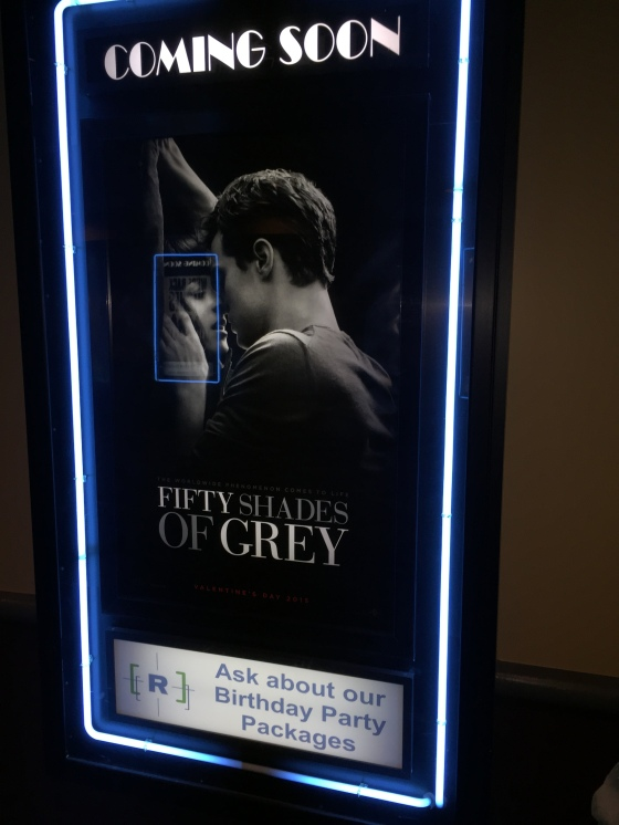 Fifty Shades of Grey birthday!