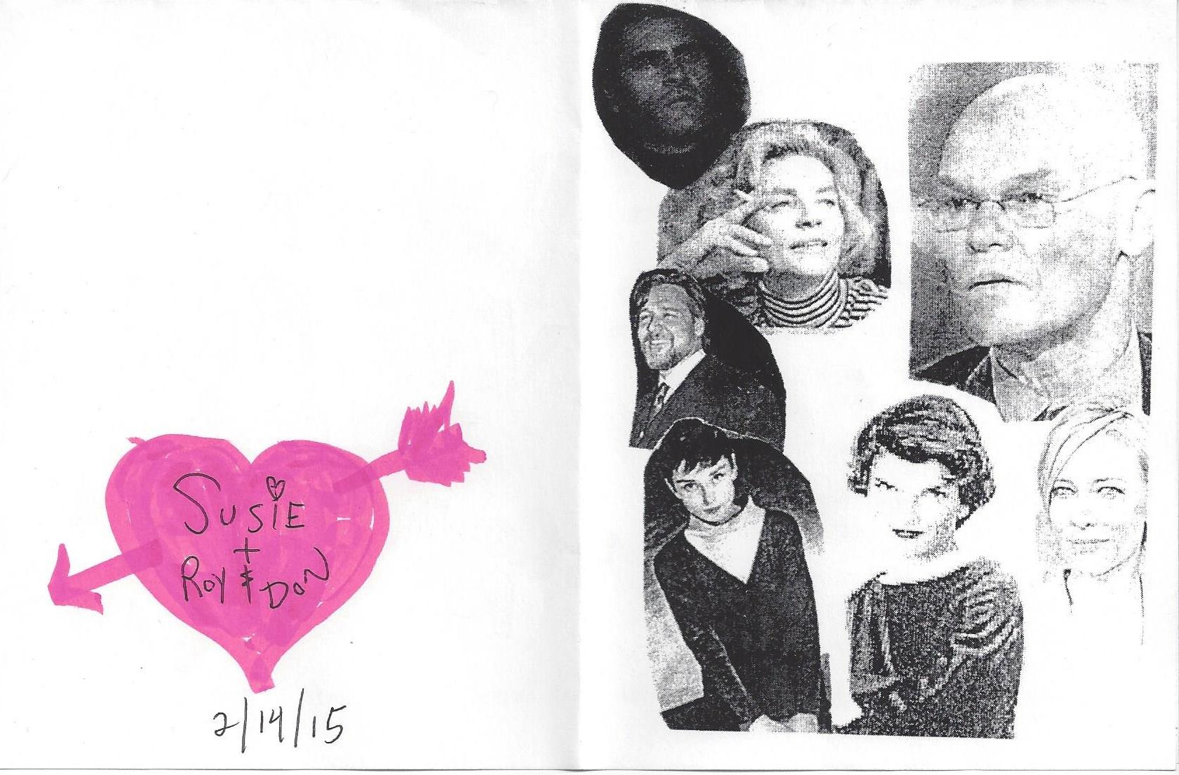 Susie 2015 Valentine
