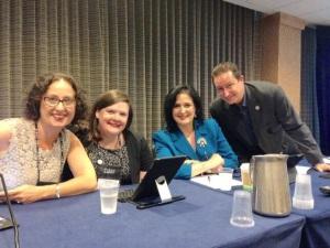 My fellow panelists