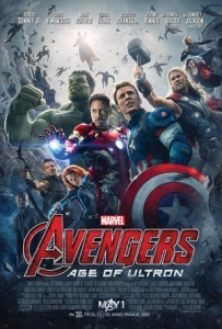 """How can humanity be saved if it doesn't evolve?"" Avengers: Age of Ultron by Roy Sexton (Reel Roy Reviews)"