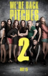 """Too ugly to be cheerleaders."" Pitch Perfect 2 by Roy Sexton (Reel Roy Reviews)"