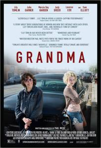 """Grandma Movie Poster"" by Source (WP:NFCC#4). Licensed under Fair use via Wikipedia - https://en.wikipedia.org/wiki/File:Grandma_Movie_Poster.jpg#/media/File:Grandma_Movie_Poster.jpg"