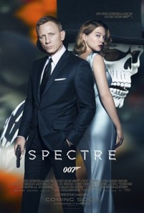 "Reel Roy Reviews ""You're a kite dancing in a hurricane."" Spectre"