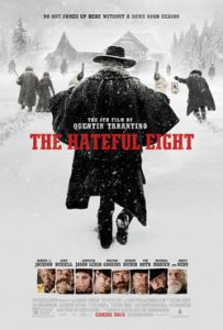 """The hateful Eight"" by Reel Roy Reviews"
