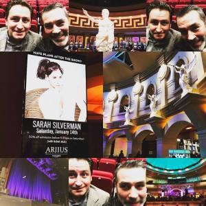 Sarah Silverman at Caesars Windsor