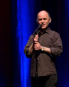 [Todd Barry - Image Source: Caesars Windsor Facebook Page]