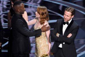 Emma Stone,Ryan Gosling,Mahershala Ali