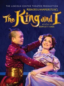 king and I poster